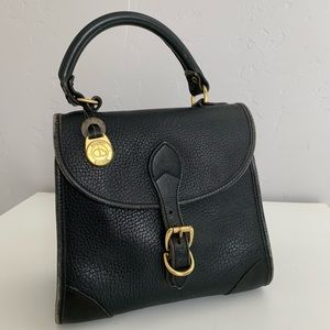 Vintage Dooney & Bourke Mini Doctor Bag